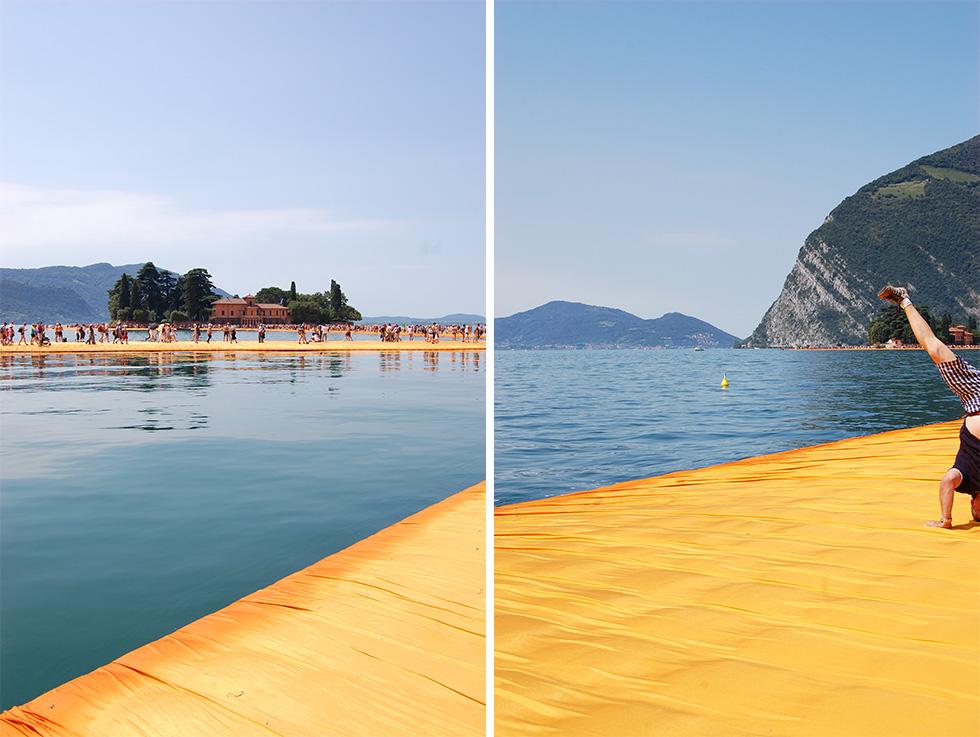 Плаващите кейове инсталация