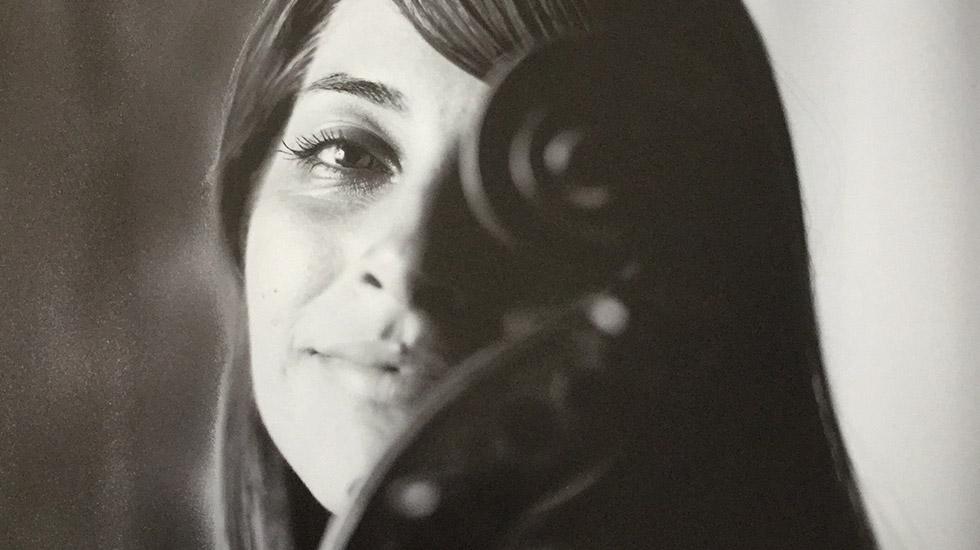 Портрет на българска музикантка