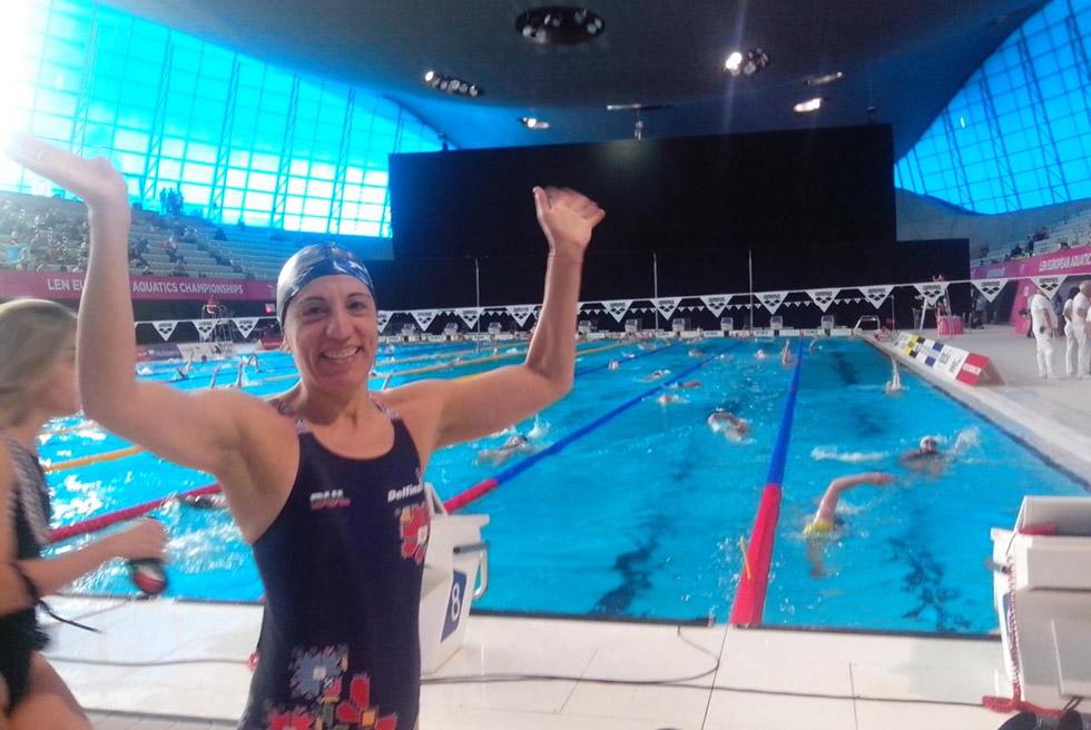 Шампион на България по плуване