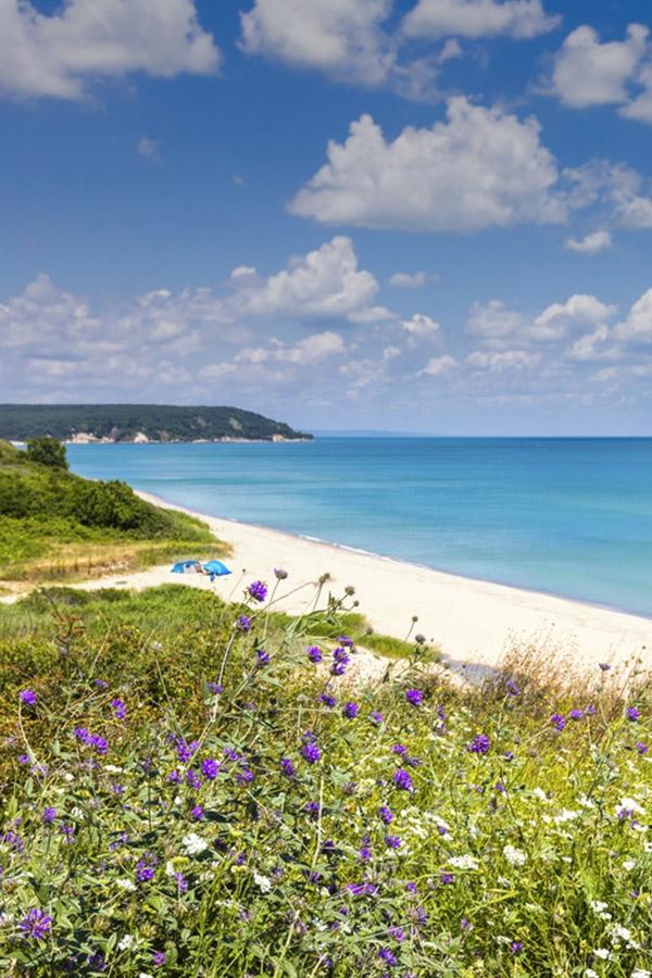 Дивият плаж Карадере, Черно море