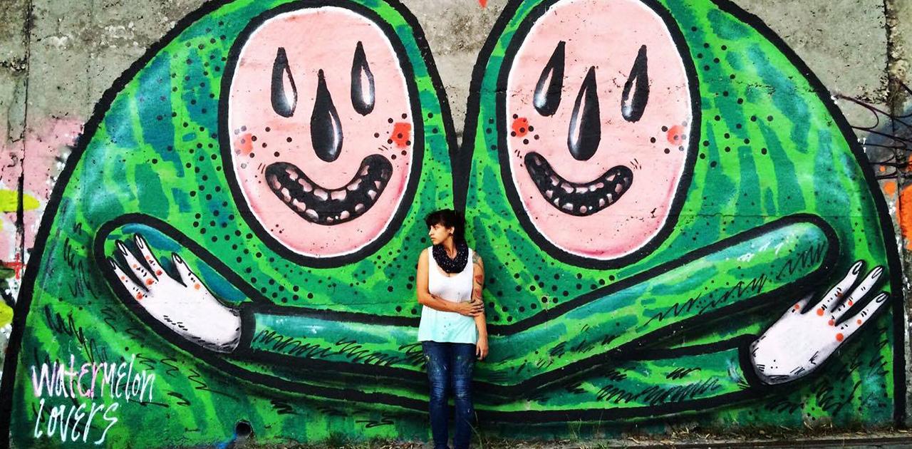 Провокации в града - стрийт арт чрез хумор, ирония и абстракция