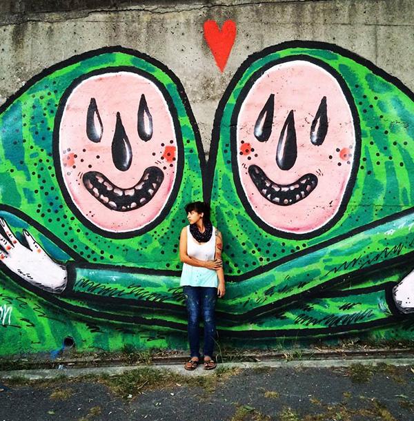 улично изкуство във Варна