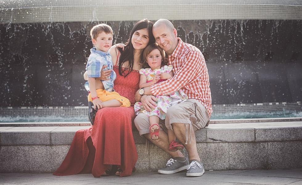 Семейни снимки в Русе