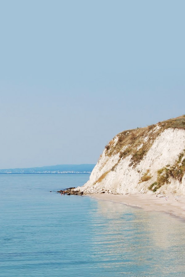най-чистия плаж на Черно море