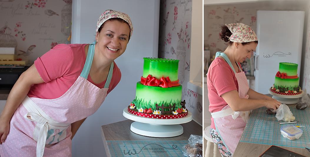 Рецепта за торта за рожден ден