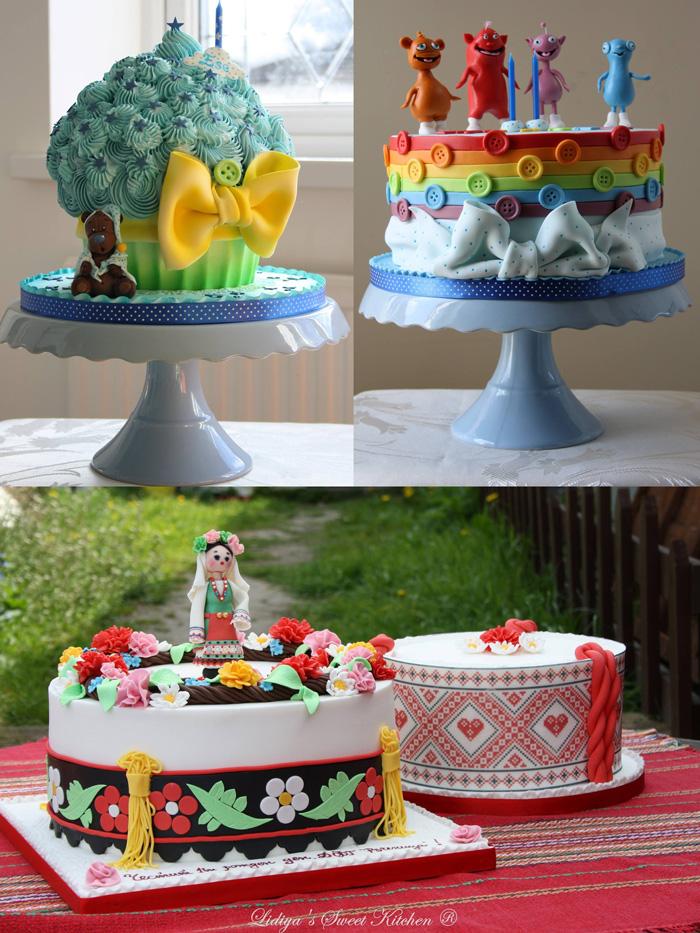 Торти за детски рожден ден