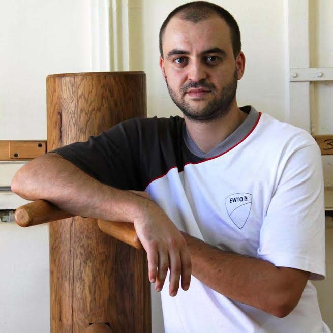 Георги Митев инструктор по китайски бойни изкуства