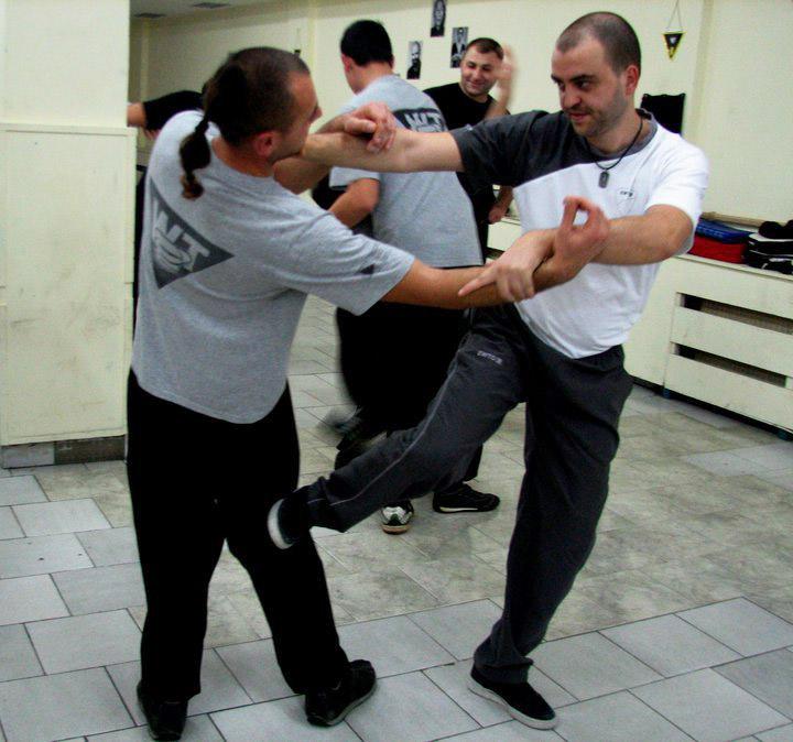 Тренировка по бойно изкуство