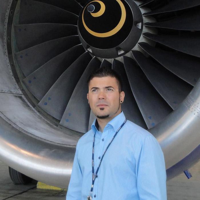 Светослав Петров говори за авиацията