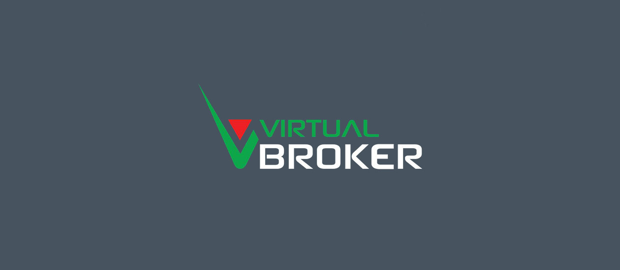 Лого на българската фирма Виртуал Брокер