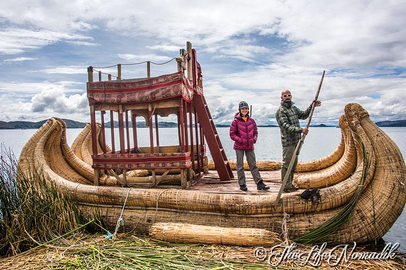 Перуанска лодка