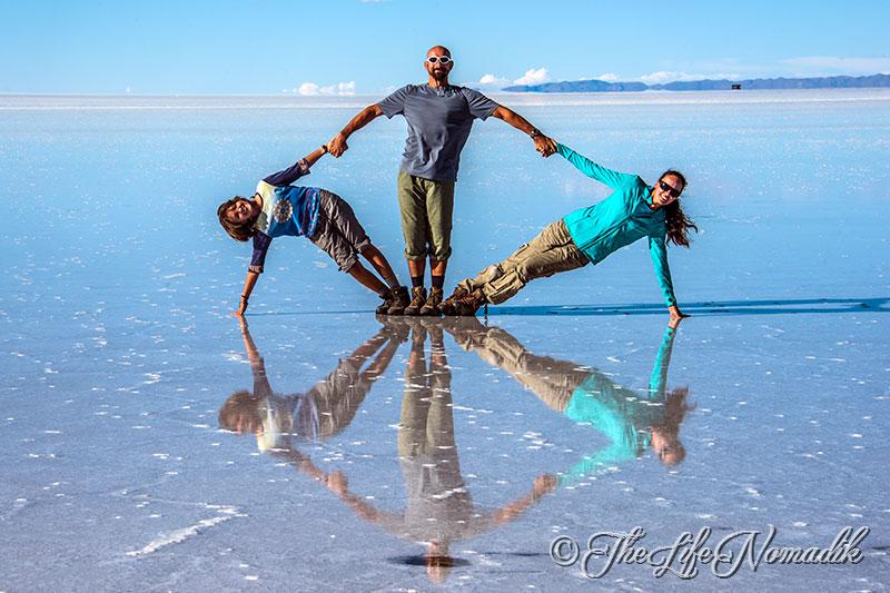 Солено езеро
