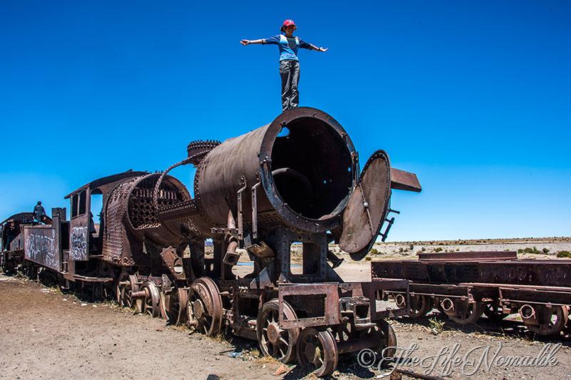 Стар влак