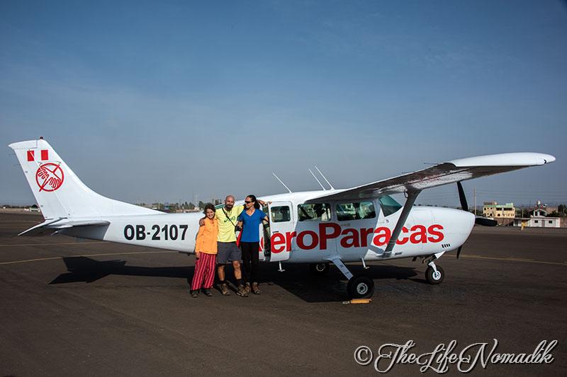 Самолетна разходка в Перу