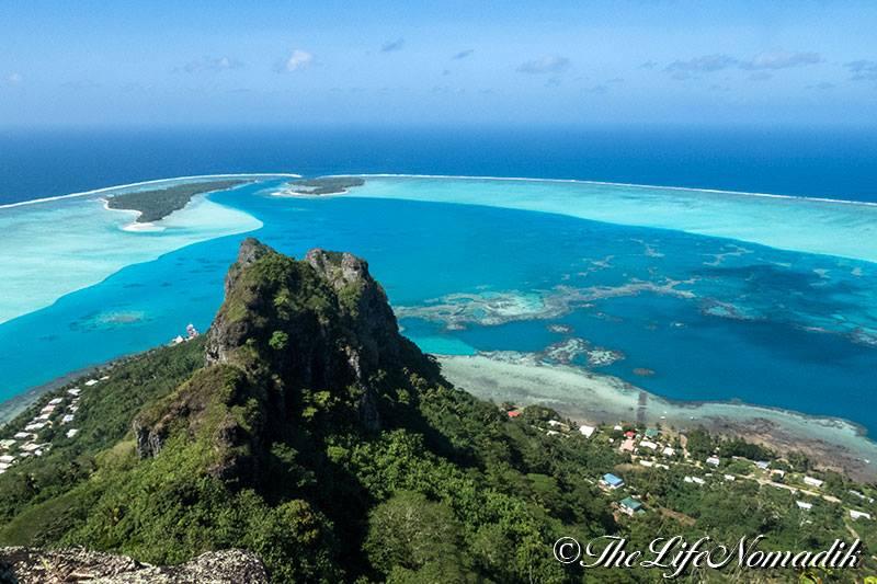 Остров в Тихия океан