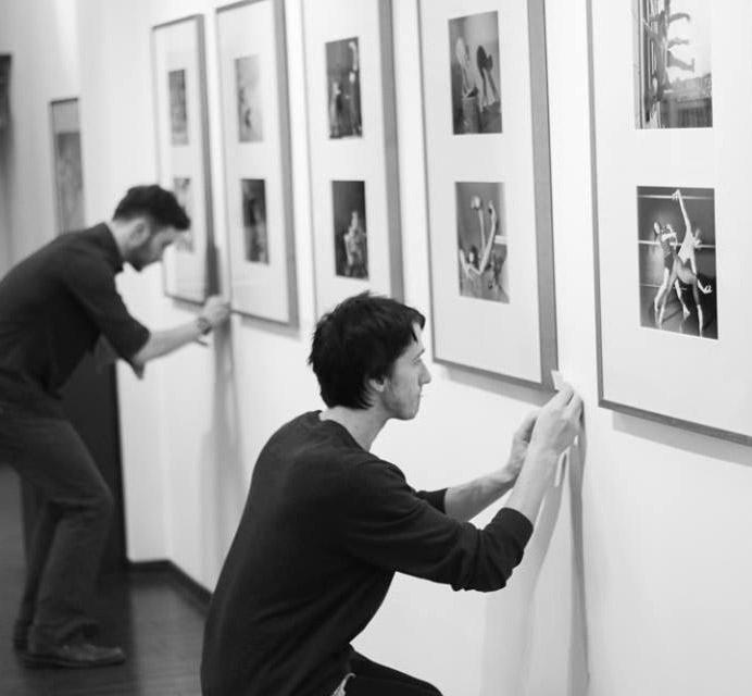 Изложба в Хамбург на фотограф