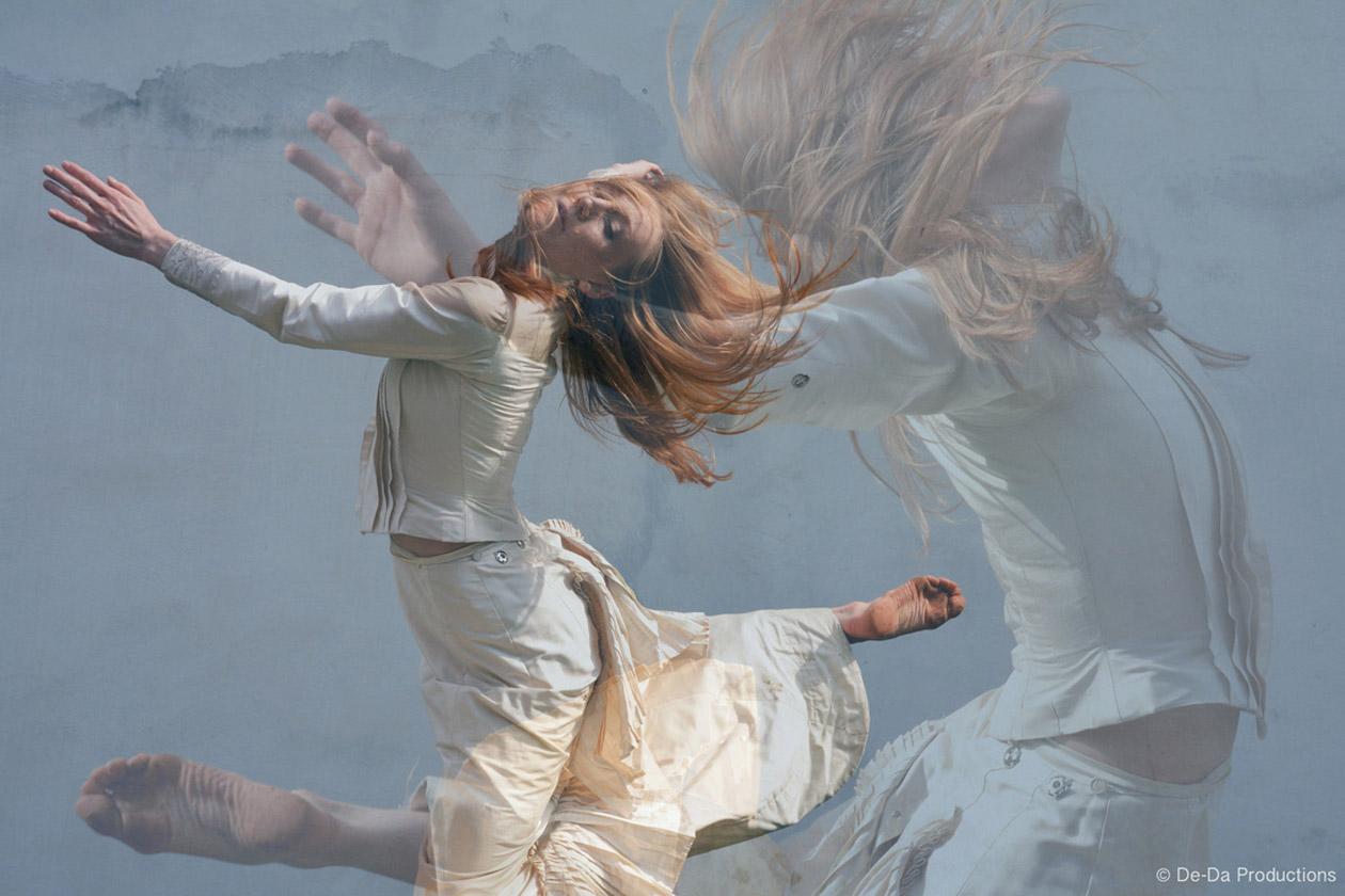 Снимки на балерина