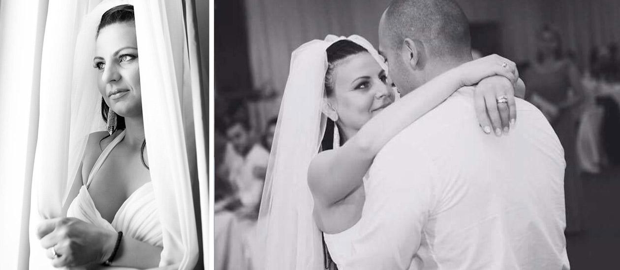Сватбени снимки на българска сватба