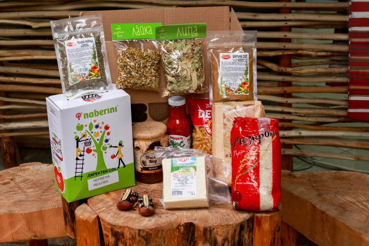 Био продукти от България