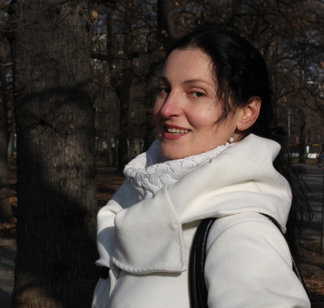 Художничката Мария-Маргарита Иванова-Гетова