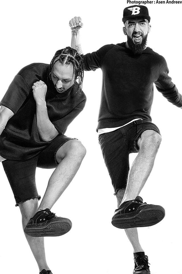 Пачо и Здравко български танцьори