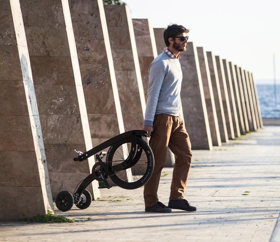 Полу-колело