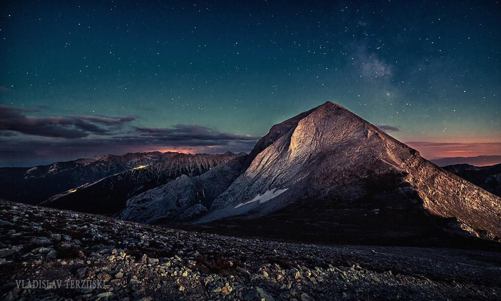 връх Вихрен, Пирин