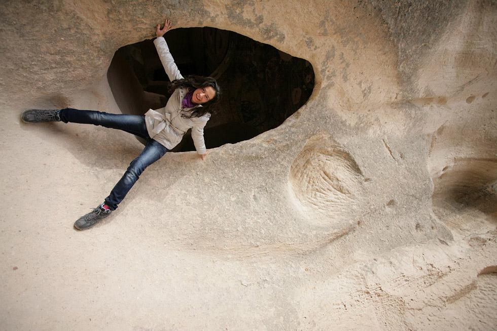 Пещера снимка