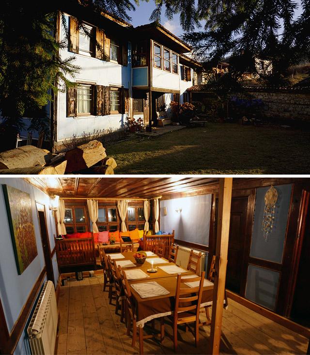 къща за гости в Копривчица