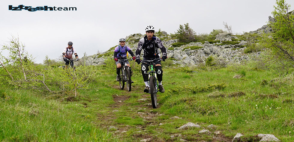 колело в стара планина