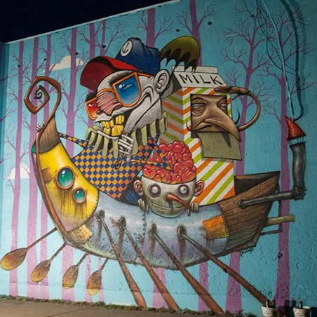 графити фестивал в столицата