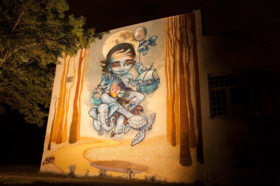 снимка графит