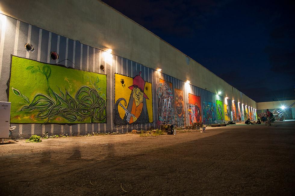 Графити артисти