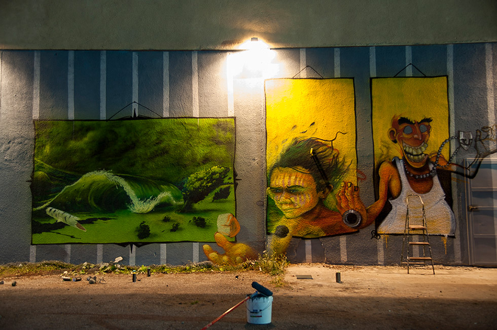 Улично изкуство
