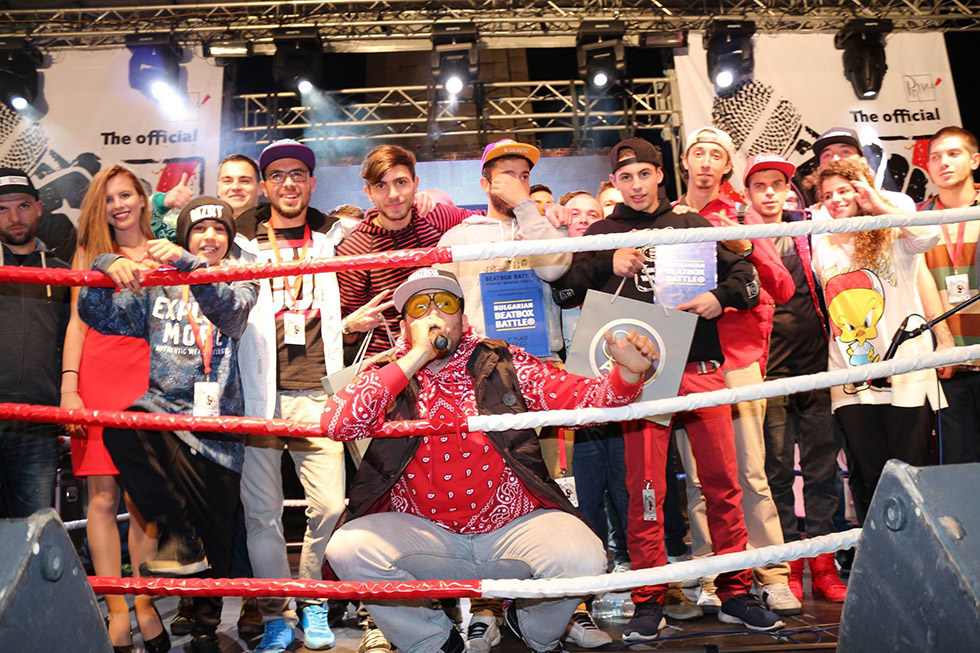 THE OFFICIAL BULGARIAN BEATBOX BATTLE 2015