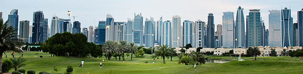 Панорамна снимка Дубай