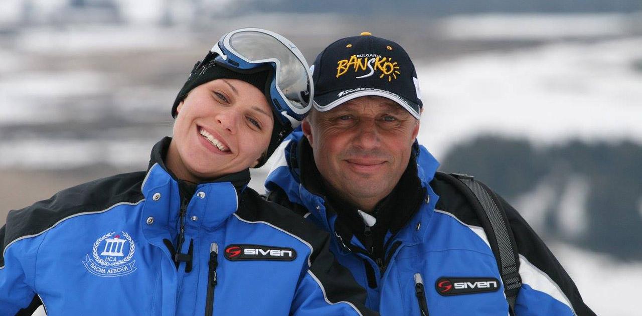 Десислава Джурова - многократна ски шампионка