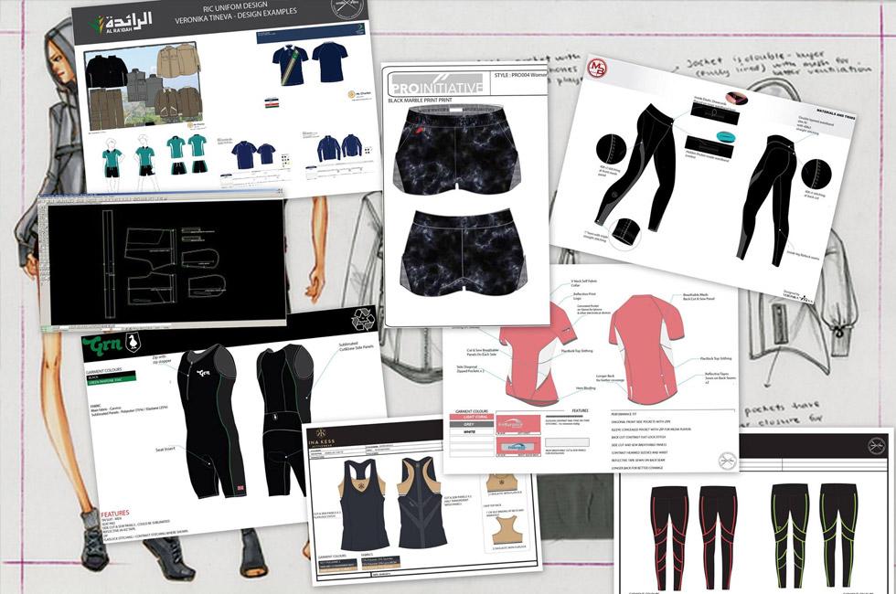 работа в сферата на модния дизайн