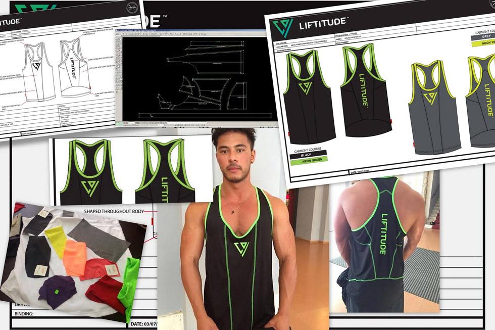 спортни дрехи за мъже