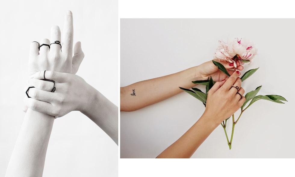 снимки на женски ръце