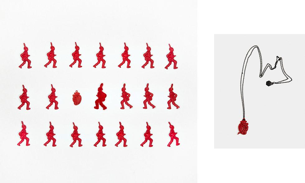 червени войници