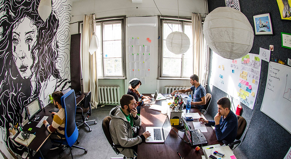 bulgarian startup company