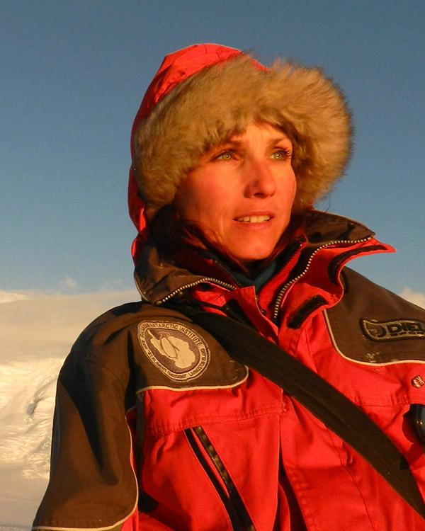 Българин в Антарктида