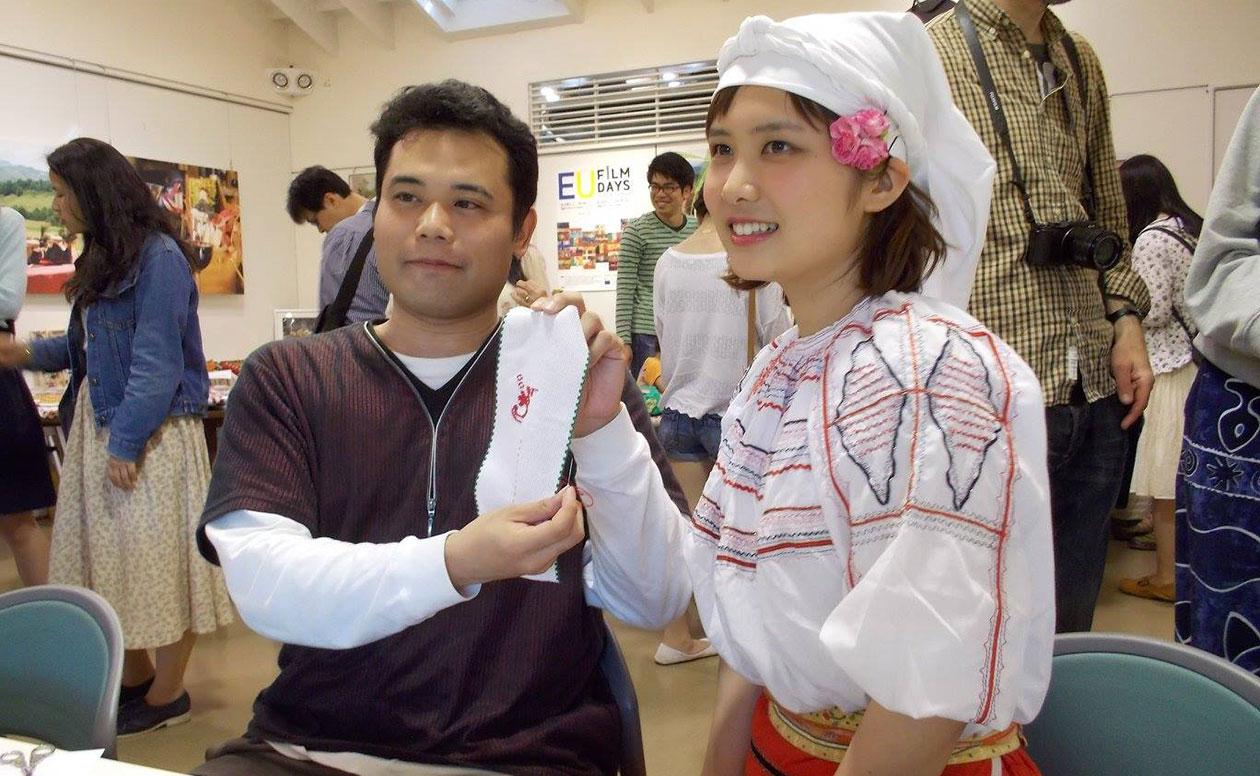 Балгарска общност в Япония с японци
