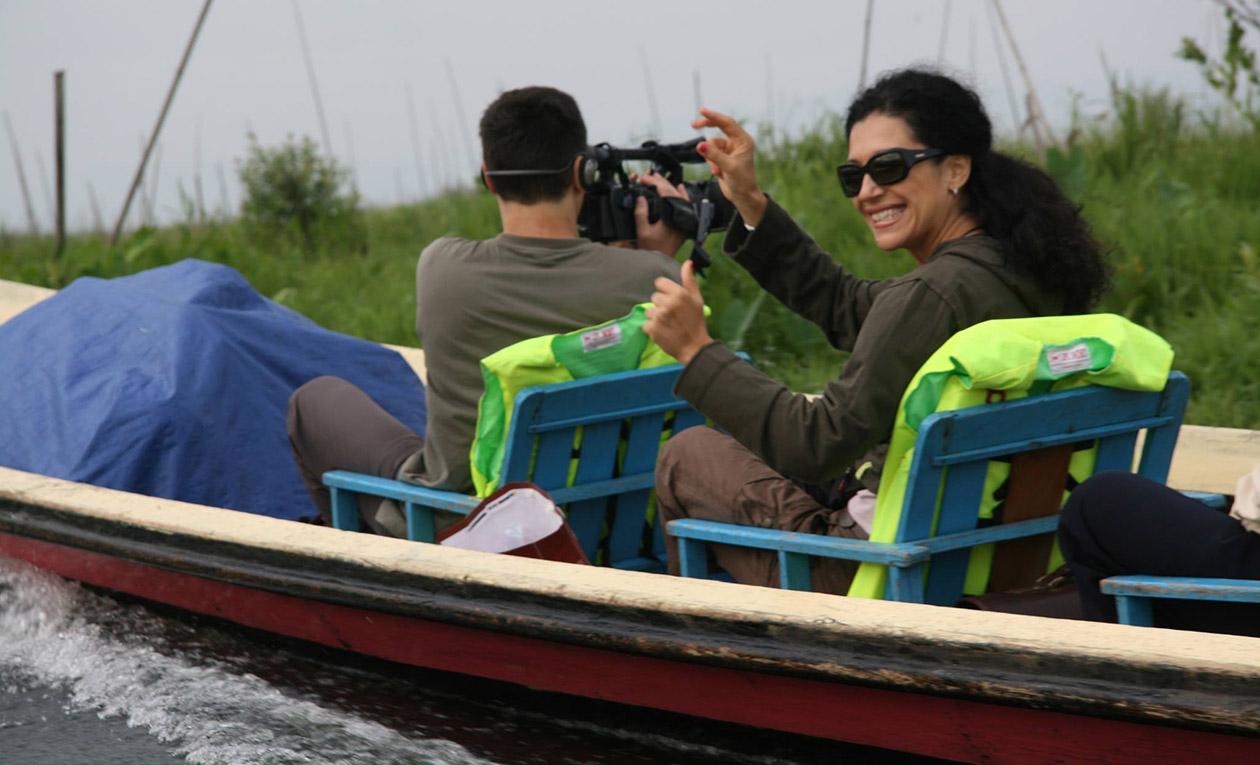 Пътуване с лодка