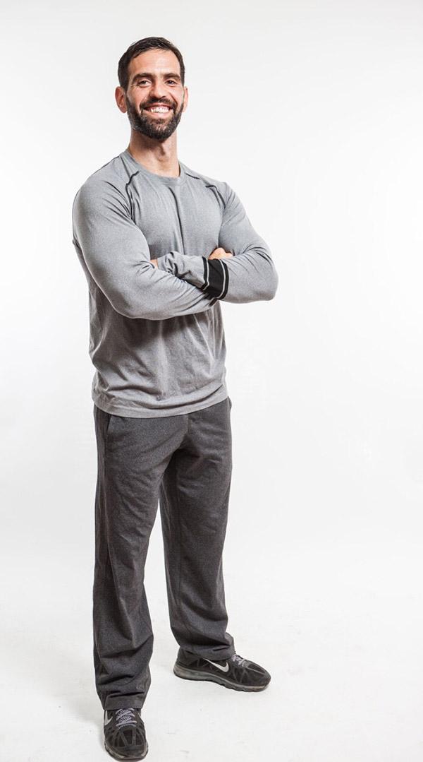 Станислав Събев културист и фитнес инструктор