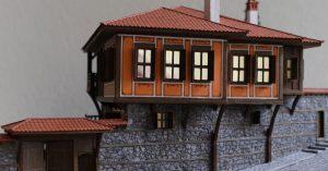 Българска възрожденска къща