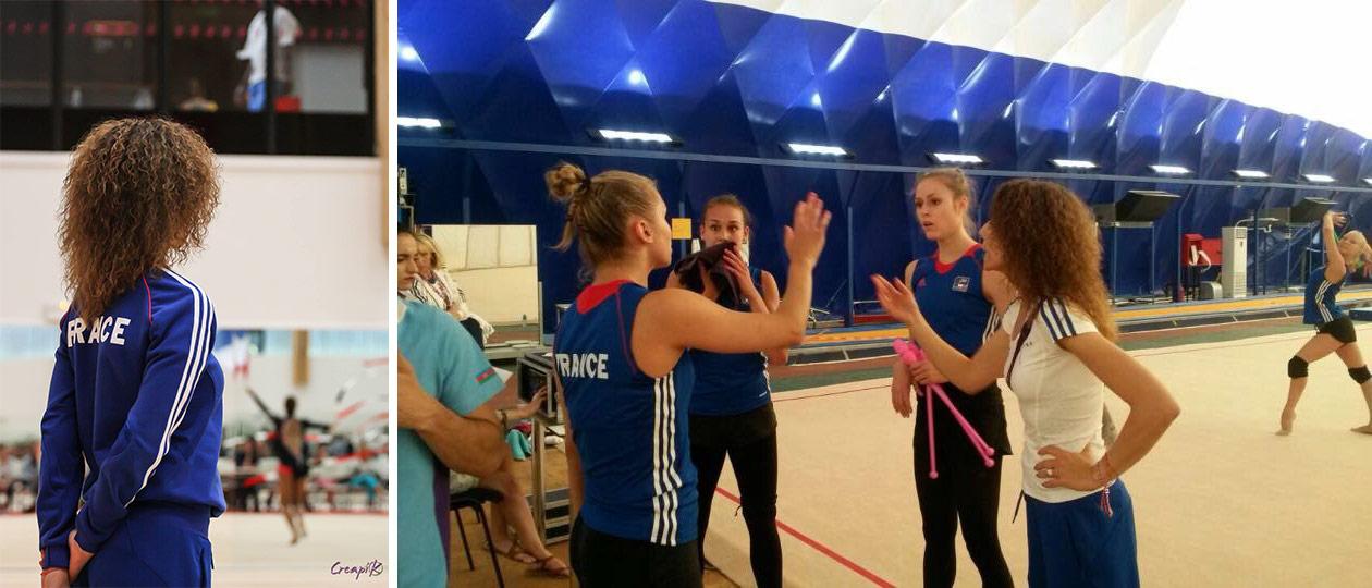 Френски национален отбор по художествена гимнастика