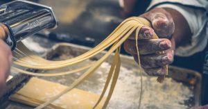 Производсто на макаронени изделия и спагети