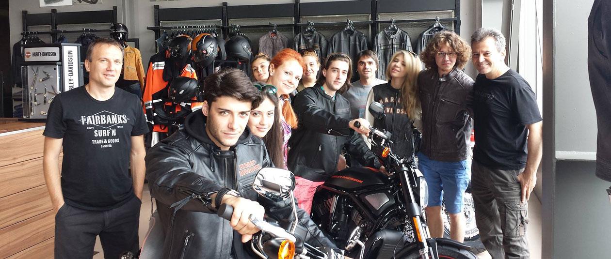 Млади български актьори